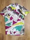 Rare Vintage Cycling Jersey Shirt Bicycles Rombo Old M Made in Italy