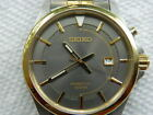 Nice Seiko  Kinetic  Large 42.5mm Case Big Dial w/Date