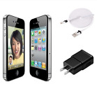 Apple iPhone 4S 64GB GSM Black FOR ATT or STRAIGHT TALK ATT SIM CARD
