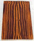 Desert Ironwood Bookmatched Figured Knife Scales Turning Wood Turning Blanks