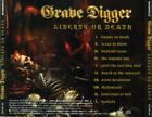 GRAVE DIGGER Liberty Or Death JAPAN CD TKCS-85165 2007 OBI