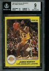 1983-84 Star All-Rookies #8 Dominique Wilkins BGS 9.5 w 10