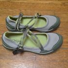 Chaco Keel Womens 9 Loden Green Mary Jane Sport Hiking Trail Sneakers J103598