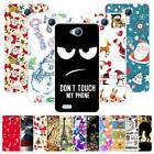 For ZTE Blade G Lux V830 Kis 3 Max Christmas Hard PC Case Cover 2018 New Year