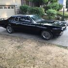 1969 Mercury Cougar Blacked Out 1969 Mercury Cougar Murdered Eliminator