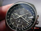 Vintage Omega Speedmaster Professional Mark II Chronograph, Dark Chocolate Dial