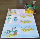 VINTAGE LEGO #1464 CLASSIC PIRATE LOOKOUT SET - 100% COMPLETE w/ INSTRUCTIONS