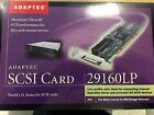 New Sealed Adaptec ASC 29160LP Ultra160 SCSI Card