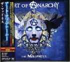 ART OF ANARCHY The Madness SICP-5308 CD JAPAN 2017 NEW