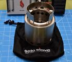 LITE by Solo Stove Twig Burning Convection Gasifier Smaller Camping Cook Stove
