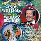 Christms With Andy Williams and The Williams Bros Vinyl Record and CD Transfer
