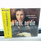 ABDULLAH IBRAHIM NO FEAR NO DIE 1993 JAPAN CD OBI 2600yen CRCJ SEALED 1ST PRESS