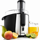 Professional Powerful Wide Mouth Whole Fruit Juicer Machine 700W Max Power Motor