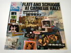 LP LESTER FLATT & EARL SCRUGGS At Carnegie Hall! US Pressing 1963 Mono Columbia
