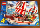 Lego Captain Redbeard's Pirate Ship Brand New Sealed Never Opened 7075 Free Ship