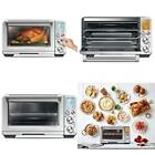 Silver The Smart Oven Air With A Super Convection Setting For Large Gatherings