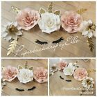 LARGE Paper flowers for BACKDROP DECORWedding baby shower Parties WALL DECOR