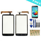 For HTC One X S720e G23 Touch Screen Digitizer Glass Lens Replacement Black