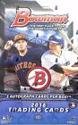 2016 Bowman Baseball Hobby Sealed Jumbo Box