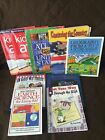 18 Item Lot Cantering The Country Geography Matters K123456