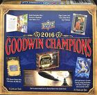 2016 Upper Deck Goodwin Champions Sealed Hobby Box