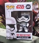 Star Wars First Order Executioner 201 Bobble Head Funko Pop FAST Shipping