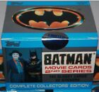 Topps 1989 Batman Sealed 2nd Series Complete Collectors Edition Box MINT