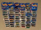Hot Wheels Lot Of 55 Camaros Late 90s to 2000s New Unopened 67 Camaro Z28