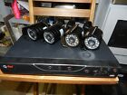 Qsee 4 camera home security system 500 gb HD Many Extras MUST SEE