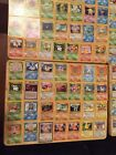 Polemon Cards Vintage 1999 Collection Lot