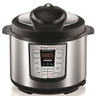Instant Pot LUX60 V3 6 Qt 6-in-1 Muti-Use Programmable Pressure Cooker Slow C...