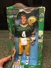 Starting LineUp 1998 Brett Favre 12 inch Figure New In Box by Kenner