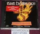 BLUE OYSTER CULT -CAREER OF EVIL THE METAL YEARS -13 TRACKS (CK 44300) LIKE NEW