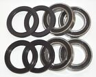 Both Suzuki LT-Z400 LTZ400Z 2 Quadsport Front Wheel Bearing Seal 2003 - 2014