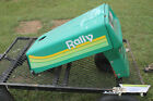 Rally Roper Riding Lawn Mower Hood