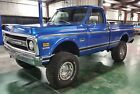 1970 Chevrolet C-10 K10 4x4 for $23900 dollars