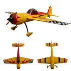 YAK 55 Flight Model Gas 50cc 3D Aerobatic 86 2200mm RC Airplane Yellow US Stock