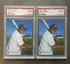 David Ortiz 1997 Fleer #512 PSA 10 Gem Mint Twins Red Sox Rookie Card RC Lot (2)