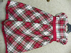 Girls Gymboree Christmas Dress size 7 8