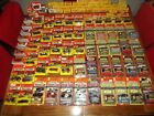 MATCHBOX DIE CAST LOT OF 100 CARS TRUCK 1983 EARLY 2000 225 PER CAR SHIPPED