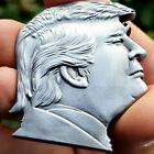President Donald Trump Poker Card Protector Poker Chip Card Guard Golf Coin NEW