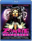 ZOMBIE NIGHTMARE 1987 Blu Ray CODE RED Limited Ed HEAVY METAL Horror PANTERA