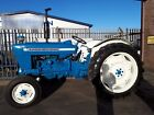 Ford 4000 Force 1973 Road Registered Tractor