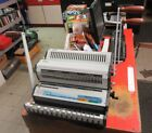 Akiles WireMac Duo Combo 2131 Pitch Wire Binding Machine  Punch w Wire Ring