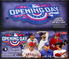 2017 Topps Opening Day Baseball Cards Box - Factory Sealed - 36 Packs of 7 Cards