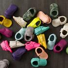 29 Color Hot Popular Tassel Baby Moccasins Leather Baby Boy Shoes I