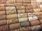 Wine Corks Used Natural Lots Of 50 Or 100 Recycled Crafts Art