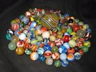 Vintage Collection Marbles Akro German Peltier Peppermint Onion Christensen HTF