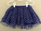 Gymboree Toddler Girls 3T Polka Dot Tulle Skirt
