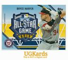 2016 Topps Bryce Harper All-Star Game Fanfest Exclusive Patch ASG 150